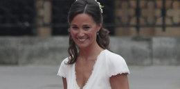 Pippa na ślubie Kate miała sztuczne pośladki?