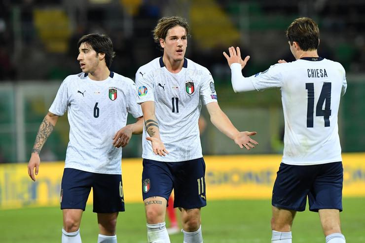 Fudbalska reprezentacija Italije