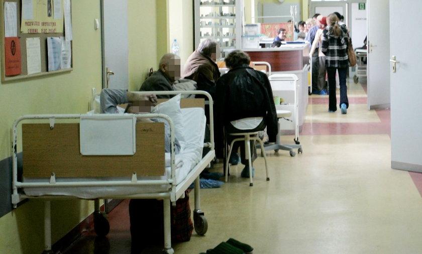Lekarz nie przyjął 64-latka na oddział. Pacjent zmarł