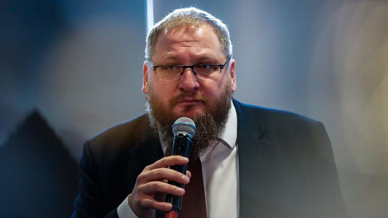 Piotr Cywiński, dyrektor Muzeum Auschwitz Birkenau