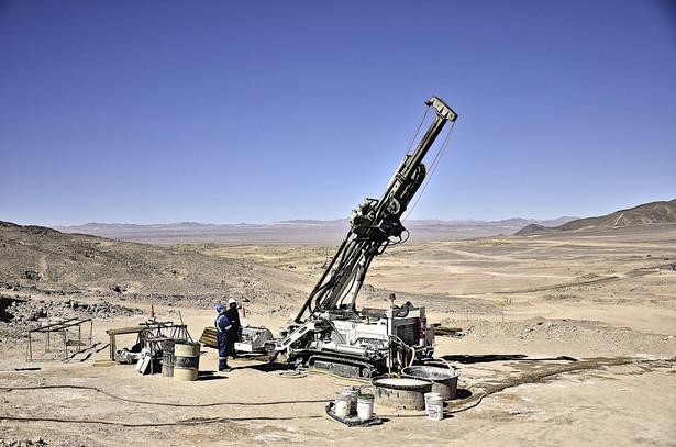 Kopalnia KGHM International (d. Quadra FNX Mining) w Chile