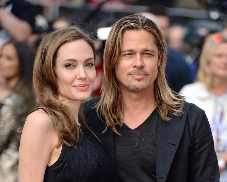 Anđelina i Bred
