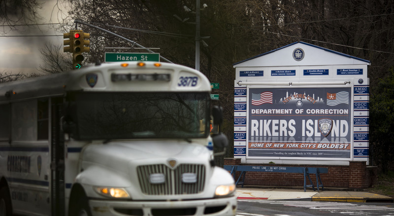 'We're Left for Dead': Fears of Virus Catastrophe at Rikers Jail