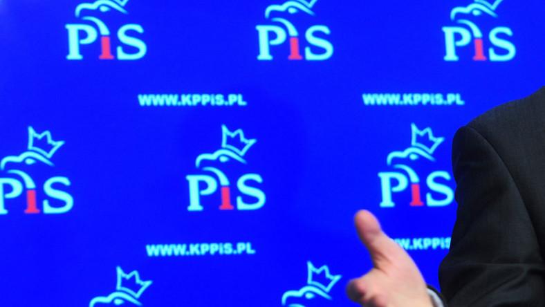Łódzkie struktury PiS rozwiązane