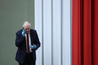 Sasin przeprasza Gowina: Wypowiedź o wyjściu z rządu nie miała miejsca