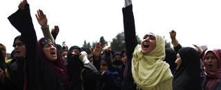 Afganki się buntują, ale nie zwyciężą bez wsparcia