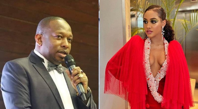 Fisi detected – Fans say over Governor Sonko's comments on Tanasha Donna's posts