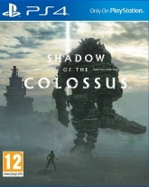 Okładka: Shadow of the Colossus
