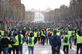 Francuska protesti žuti prsluci EPA Ian Langsdon