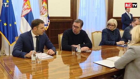 Sastanak sa predstavnicima zaduženih u švajcarcima