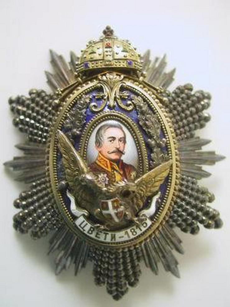 Zvezda ordena Miloša Velikog