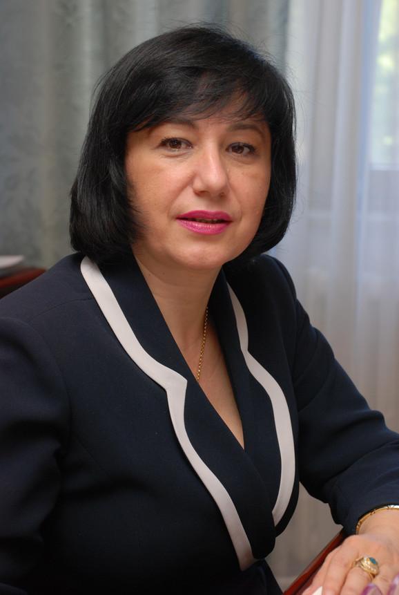 Dragana Markovic, direktorka Poreske uprave