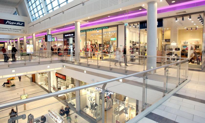 W Polsce zaczyna brakować atrakcyjnych działek pod galerie handlowe