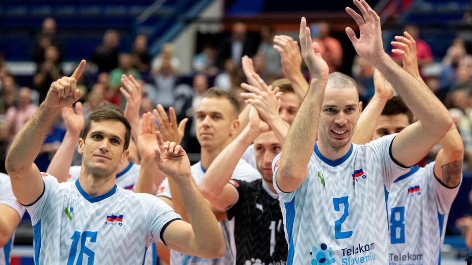 Słoweńskie media zauważają, że ich zespół rozkręca się na turnieju z meczu na mecz