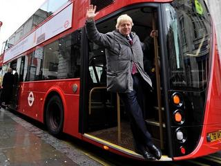 Boris Johnson 2012
