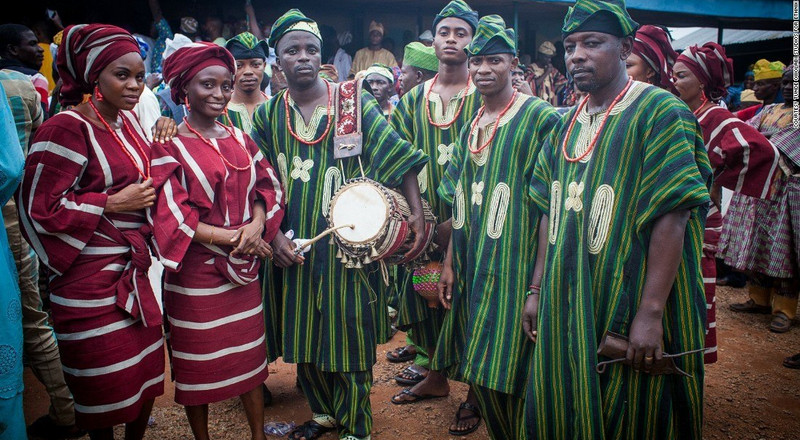 10 funny beliefs and traditions of Yoruba tribe