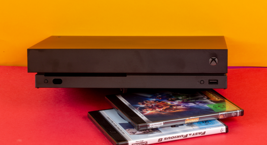 Xbox One X im 4K-Test: Spaßzentrale für UHD-TVs