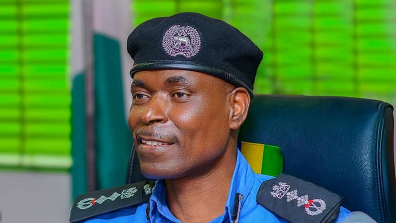 The Inspector-General of Police, Mohammed Adamu [NPF]