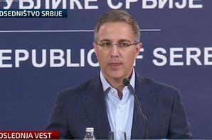 Stefanović: Slučaj pucnjave na Cvetkovića nema smisla, nigde nema rupa od metaka, ni čaura