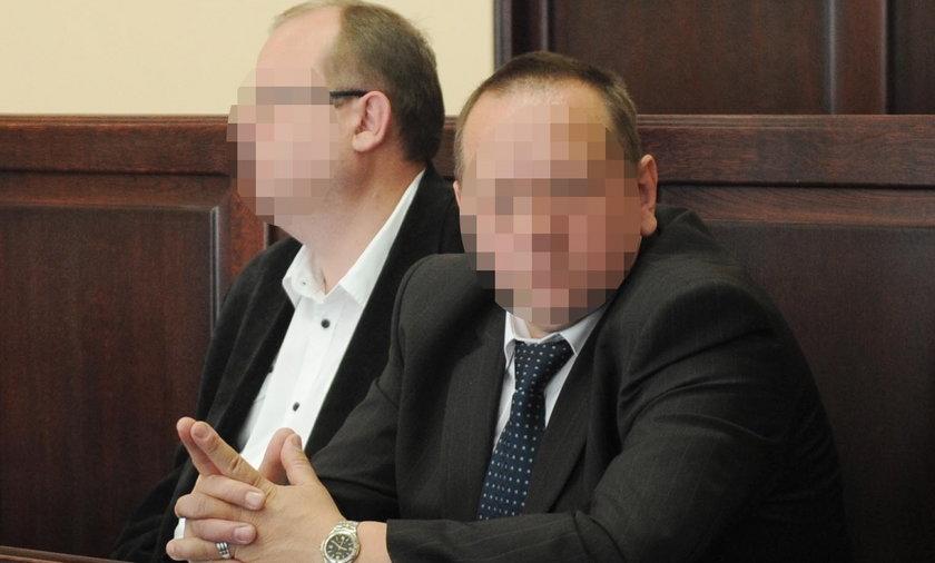 Proces policjantów od Olewnika