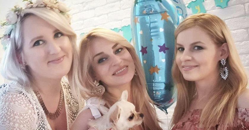 """Baby shower Anity ze """"Ślubu od pierwszego wejrzenia"""""""