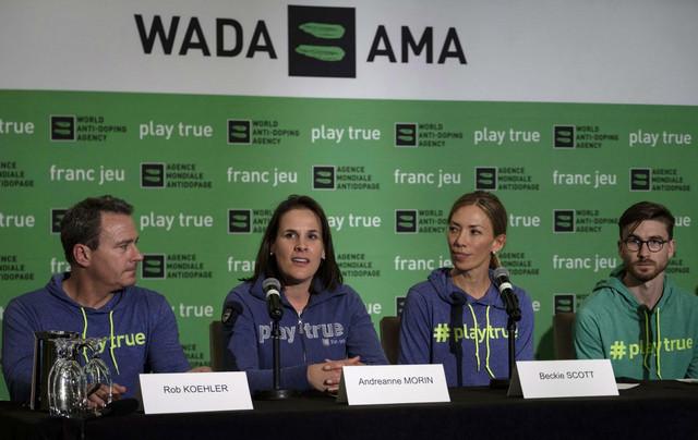 Tesna saradnja sa FIFA: Čelnici Svetske anti-doping agencije