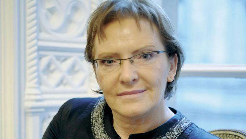 Ewa Kopacz zdradza swój autorski przepis