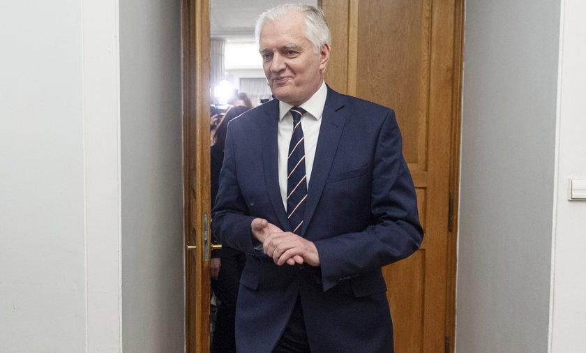 Jarosław Gowin zapowiada zdecydowane działania po dymisji wiceminister z Porozumienia.