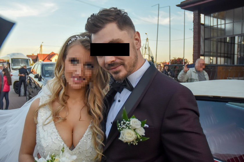 Zenon Martyniuk, syn, Daniel Martyniuk, ślub