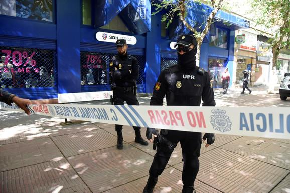 Racija policije u FK Ueska povodom nameštanja mečeva