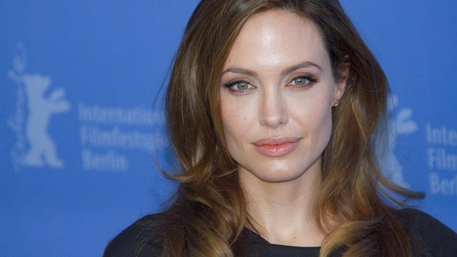 Angelina Jolie, 2012 rok