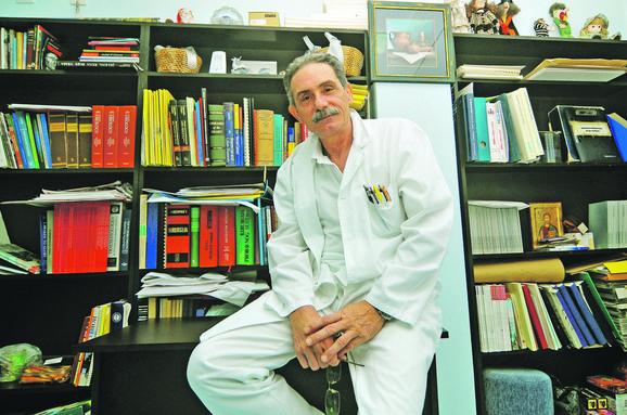 Dr Seničar kaže da nikada nije jurio karijeru