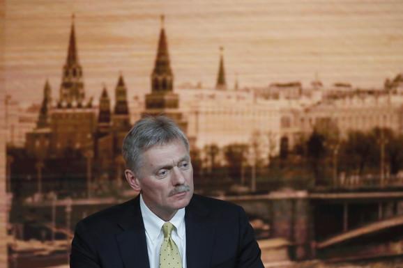 Kremlj: SAD su protivnik, a ne partner Rusije