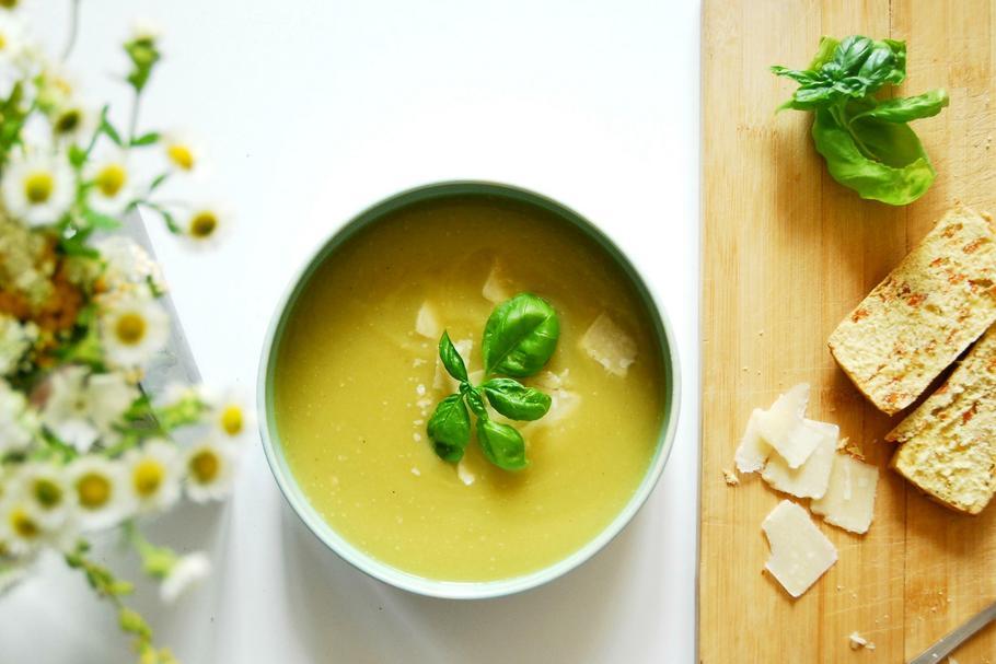 Zupa Krem Z Cukinii Szybki Obiad I Wloska Kuchnia Przepis Styl