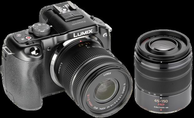 Aparat Panasonic Lumix DMC-G5