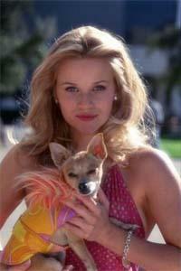 """Kadr z filmu """"Legalna blondynka"""""""