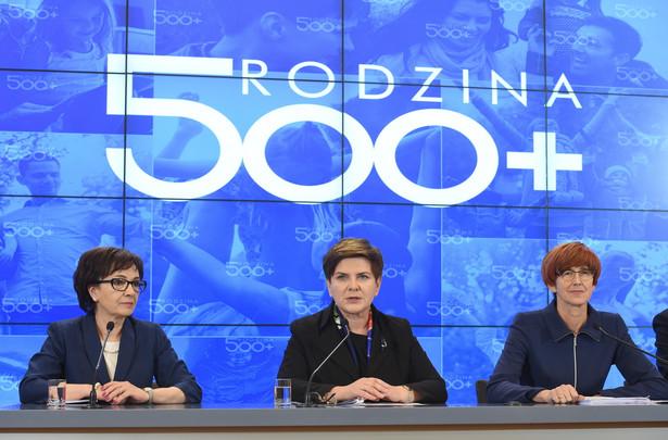 Konferencja B. Szydło