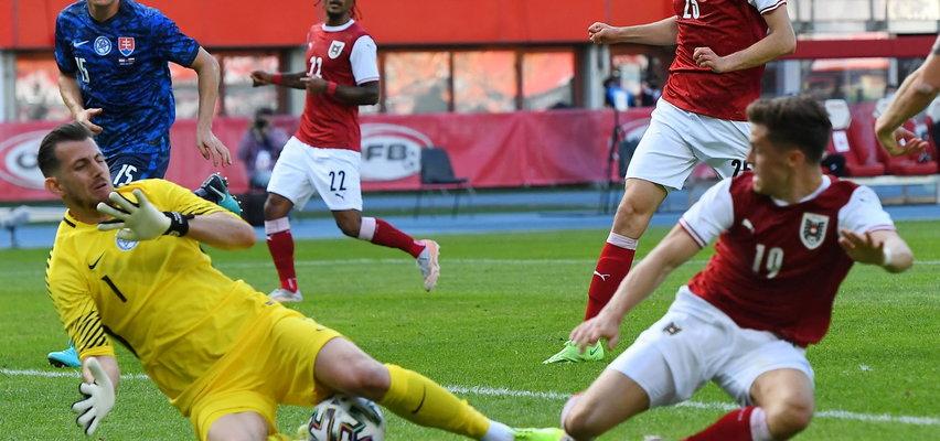 Bramkarz Słowaków Martin Dubravka przeżył dramat. Przerżnął sobie nogę maczetą