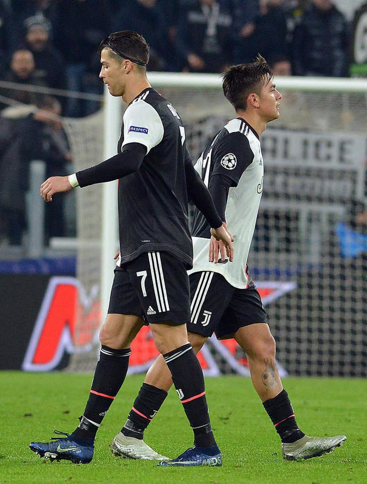 Kristijano Ronaldo i Paulo Dibala