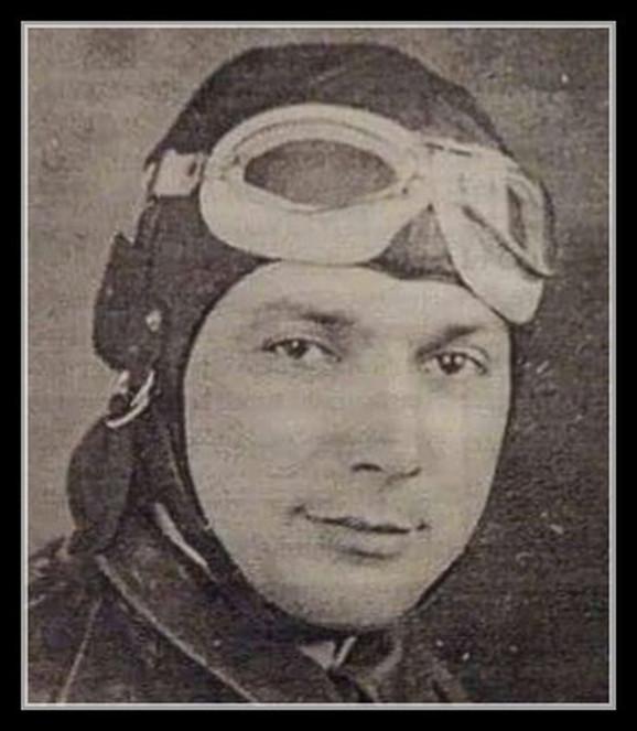 Pilot Miloš Žunjić pred aprilski rat 1941. godine