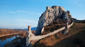 Małe Karpaty: Zamki pośród gór