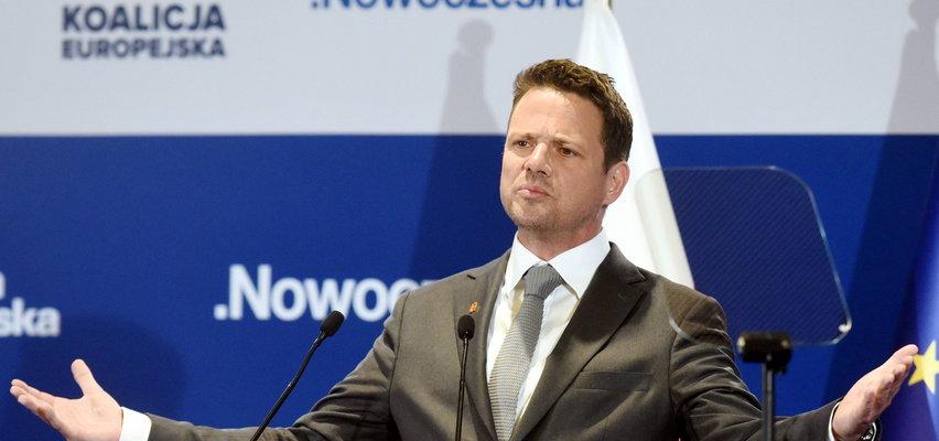 """Trzaskowski nie ukrywał oburzenia na antenie TVN24. """"To jest coś nieprawdopodobnego"""""""