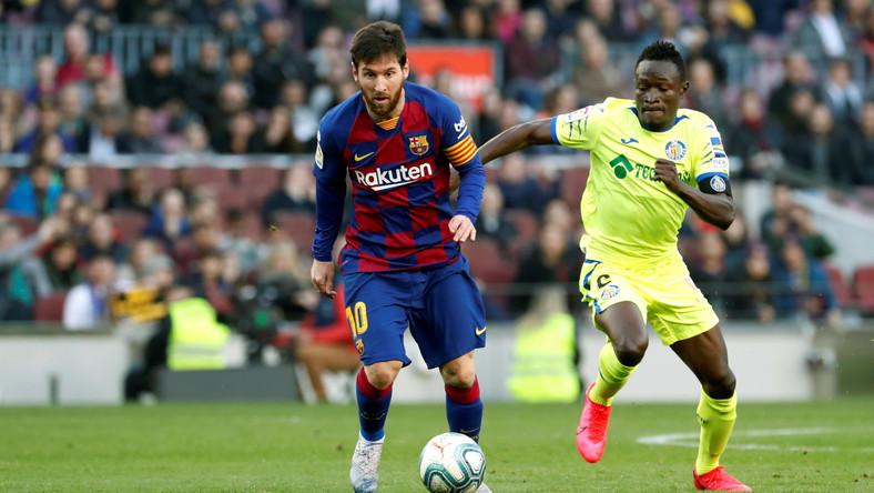 Lionel Messi i Djene