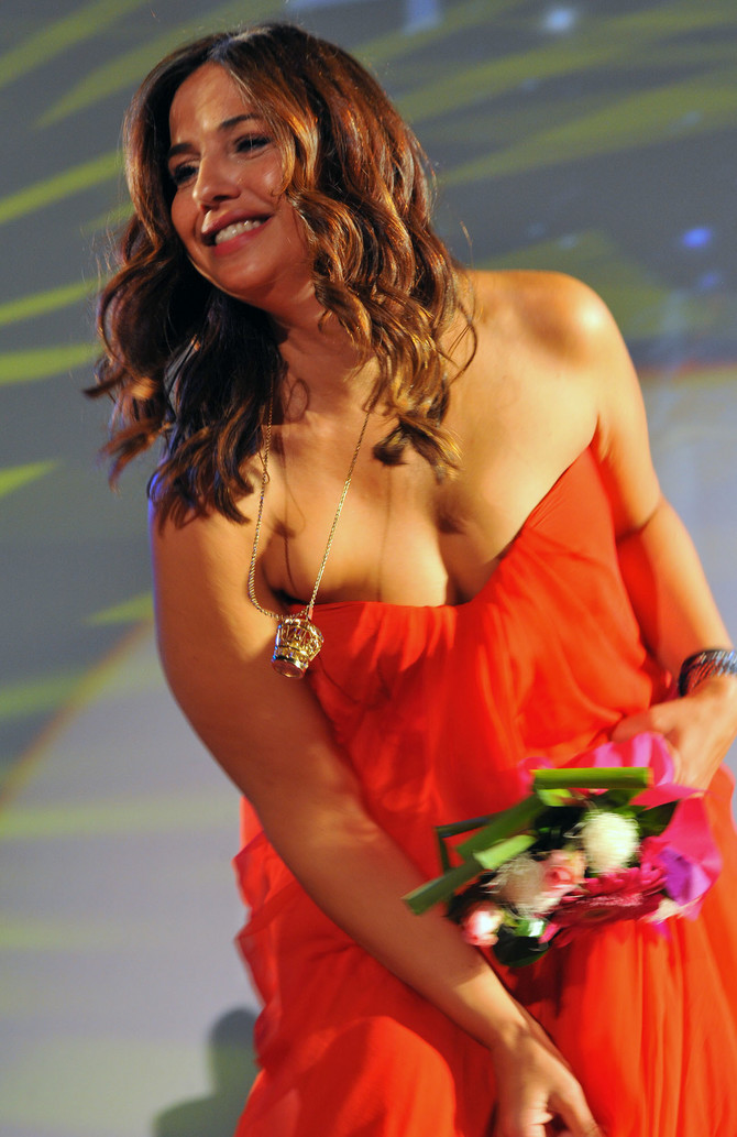 Glumica prošle godine na Na Filmskim susretima u Nišu, posle premijere filma