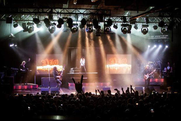 Dio Returns w Warszawie