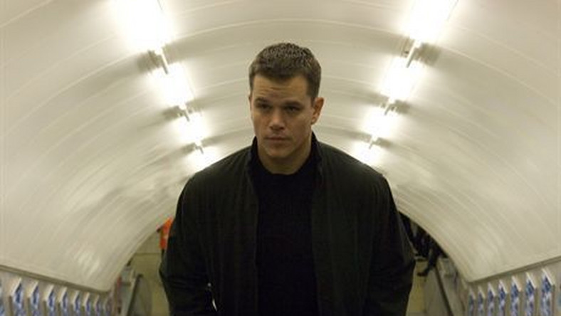 Jason Bourne schodzi na drugi plan