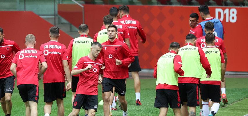 W czwartek gramy z Albanią. Rywale liczą na trzy punkty