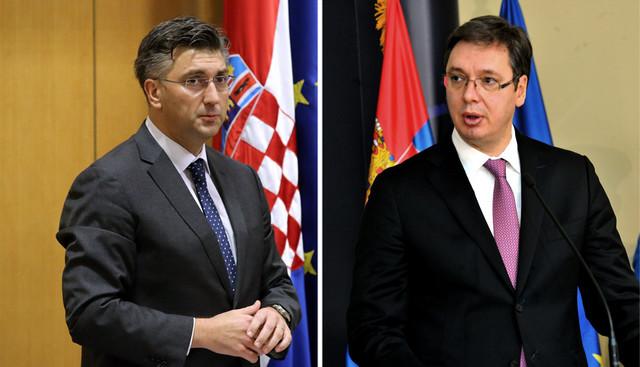 """""""Vučić se stalno nešto duri, a Plenković cmizdri"""""""