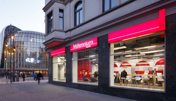 Placówka Banku Millenium