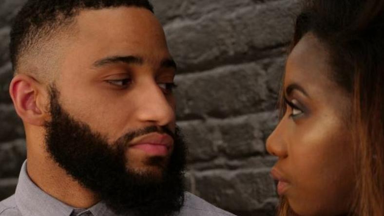 A troubled couple [Credit: Alicia Munoz]